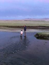 Mongolia - staying with nomadic family