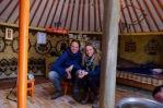 Mongolia - staying with nomadic family2
