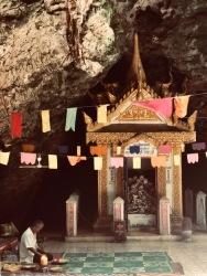 Killing caves of Phnom Sampeau memorial
