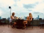 Roof top bar, love it!