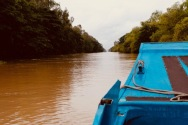 Waterway to Cambodia