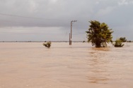 Flooding Mekong