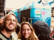 India - train 2
