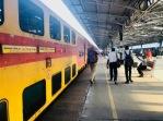 India - train 3