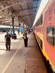 India - train 4