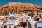 Jodhpur, blue city